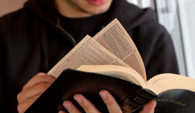 Life Groups - reading bible