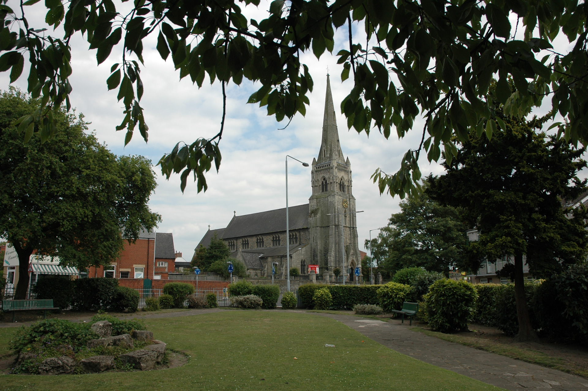 St John's Church, Worksop
