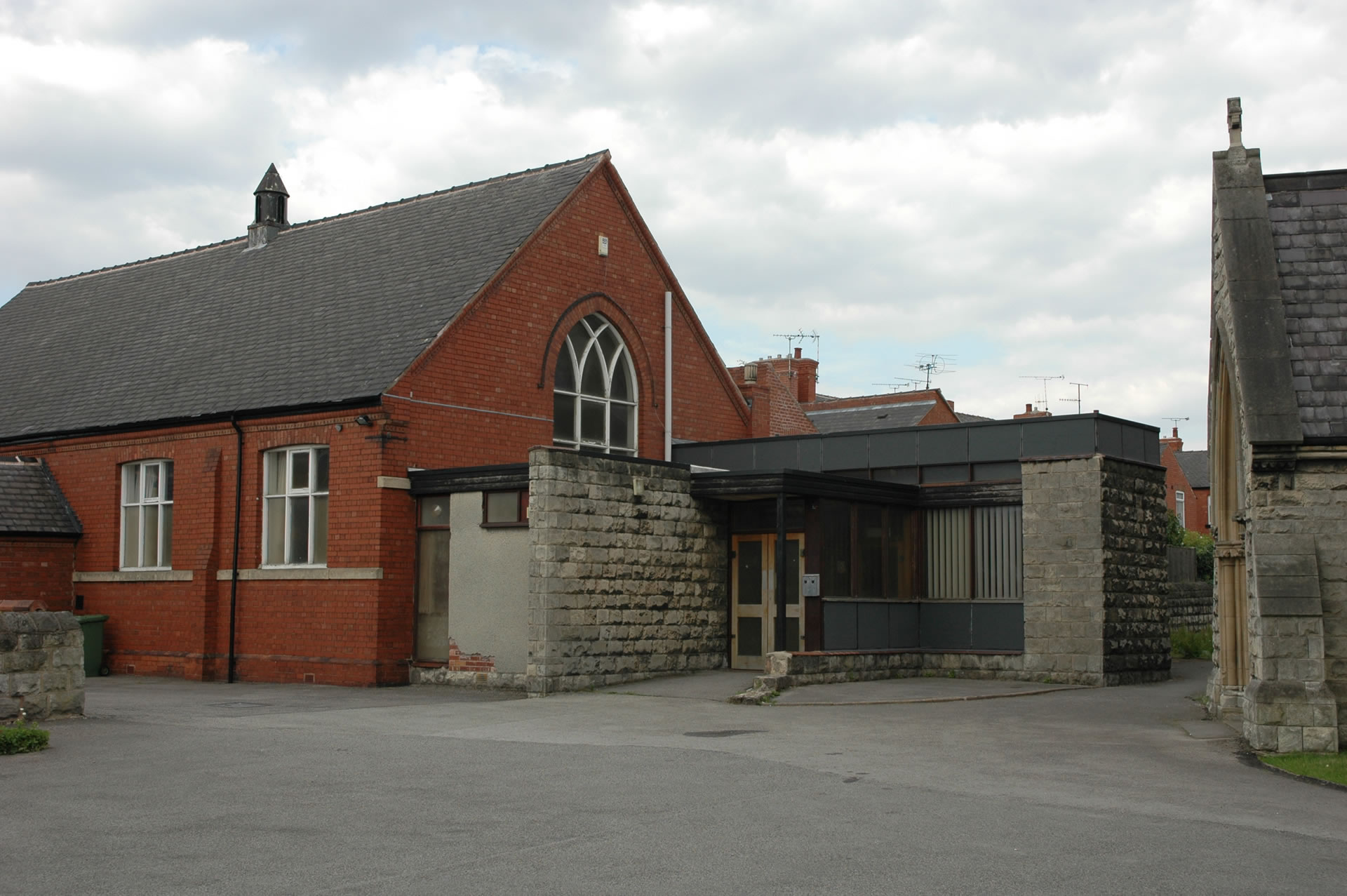 St. John's Church Hall
