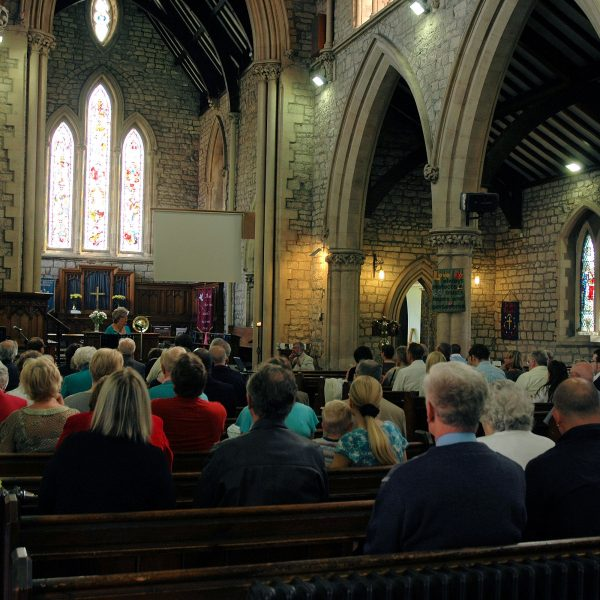 A Sunday Service at St John's