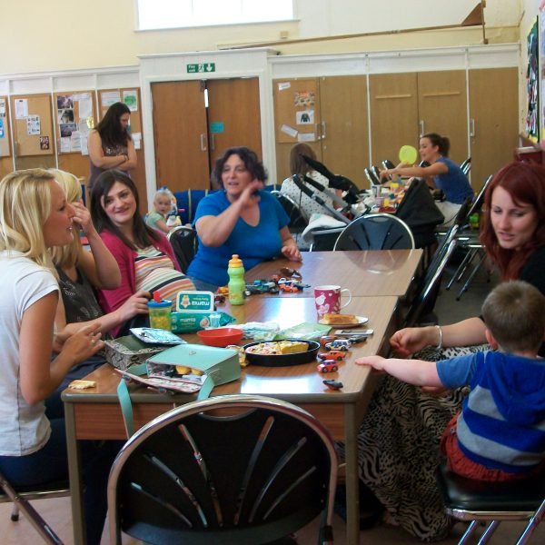 parent/carer & toddler group